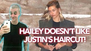 Justin Bieber Surprises Hailey Baldwin With Shaved Head And She's NOT Happy!