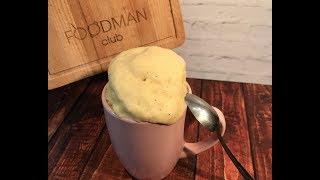 Медовый кекс в кружке за 5 минут: рецепт от Foodman.club