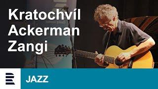 Kratochvíl – Ackerman – Zangi v Olomouci