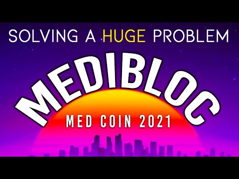 MediBloc Crypto (MED Coin) - The Next Project Ready for Showtime
