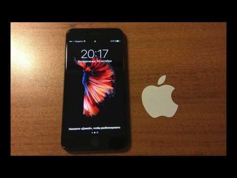 """IPhone 7 Plus который """"Черный оникс"""""""