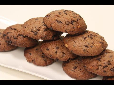 Overloaded Chocolate Cookies | Sanjeev Kapoor Khazana