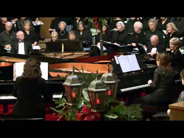 Keyboards at Christmas  |  12.15.2013