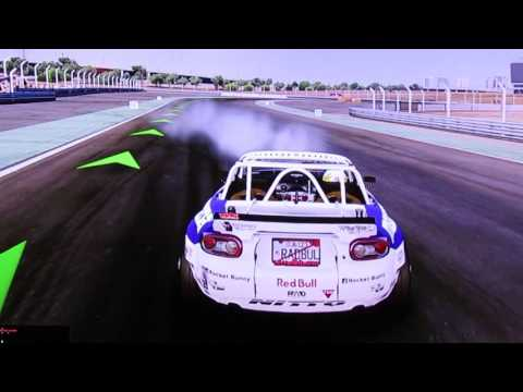 PS4 Project Cars logitech G29 drifting lessons