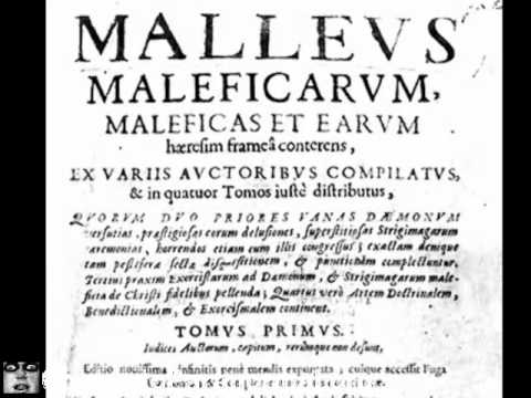 The Malleus Maleficarum: A Medieval Manual for Witch Hunters