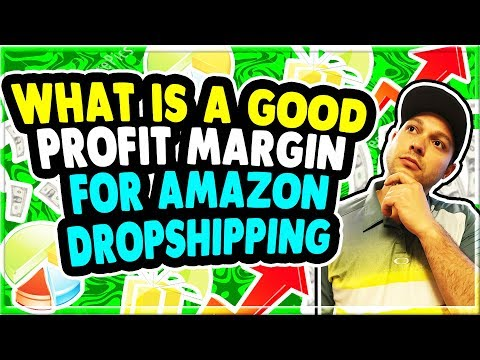 What is a Good Profit Margin for Your Dropshipping Business