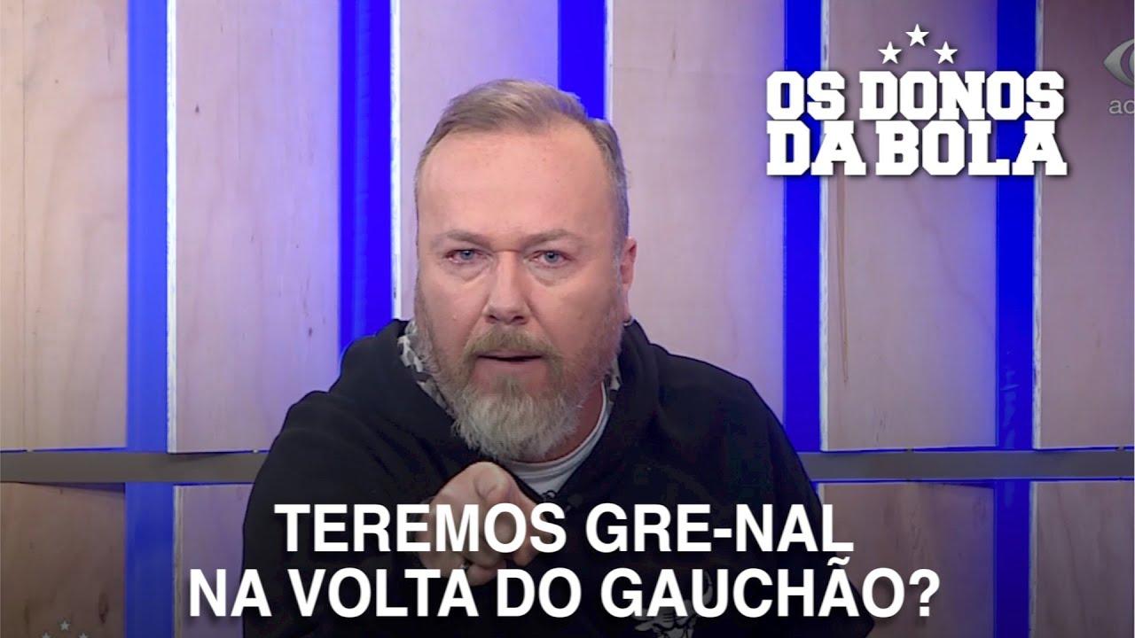 Baldasso diz que Grêmio está com medo de jogar o Gre-Nal do Gauchão, mas ouve resposta de Cesar