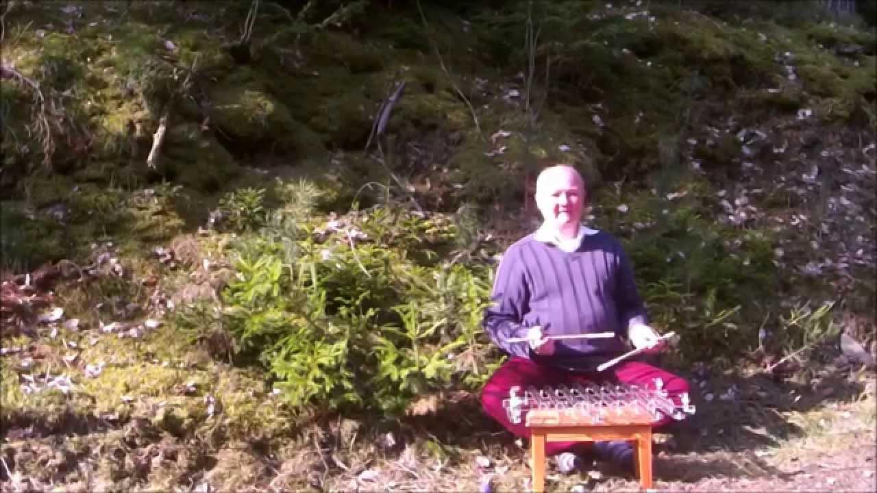 forest birdsong with crystal harp sounds kristall harfen kl nge youtube. Black Bedroom Furniture Sets. Home Design Ideas
