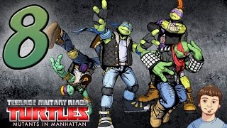 Teenage Mutant Ninja Turtles: Mutants In Manhattan - PART 8 - Rock N Roll Skins (DLC Pack)