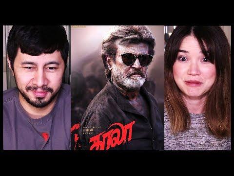 KAALA | Rajinikanth | Tamil | Teaser Trailer Reaction!