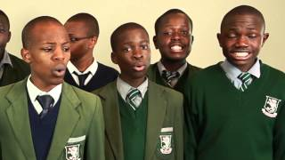 Commonwealth Youth Unite Boys Song Kenya 2