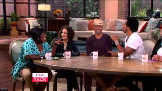 The Talk   Shemar Moore and Kristoff St  John on The Young and the Restless Reunion