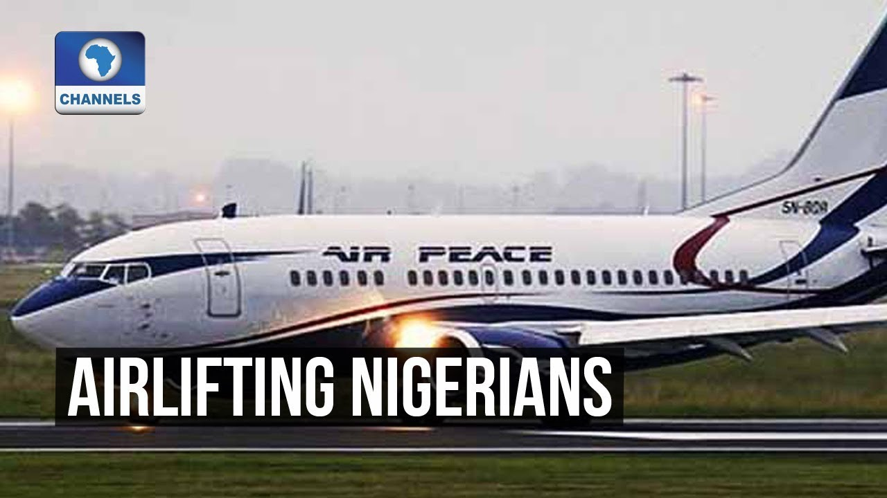 Update: Air Peace To Evacuate Nigerians From South Africa
