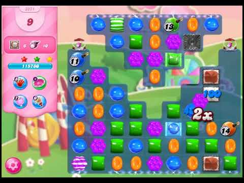 Candy Crush Saga Level 3251 - NO BOOSTERS