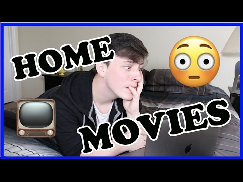Reacting to OLD HOME MOVIES!  Thomas Sanders