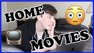 Reacting to OLD HOME MOVIES! | Thomas Sanders