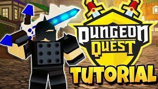 Dungeon Quest Wie man schnell upar (mit Hilfe) ROBLOX