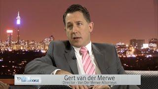 The Gupta family lawyer Gert van der Merwe on their letter to Thuli Madonsela