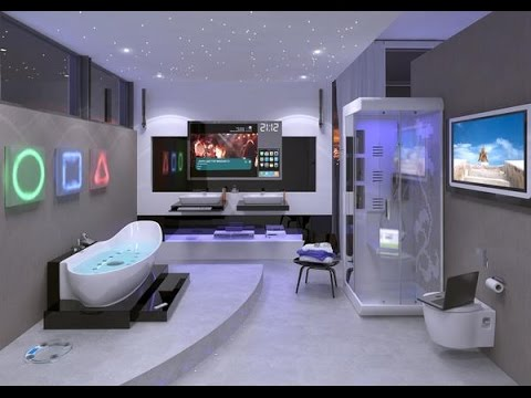 High Tech Gadgets For Your Bedroom YouTube - High tech bedroom design