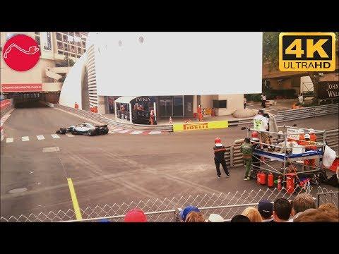 Monaco F1 Grand Prix 2018 4K/UHD (Fanzone + Tribune 'C')
