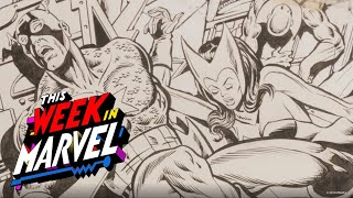 Learn how Marvel Comics are made and tour MoPOP | This Week In Marvel