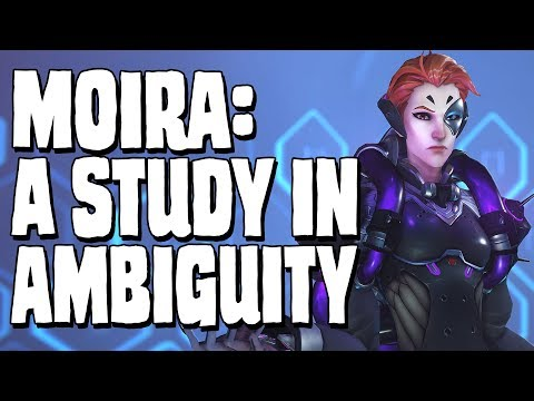 MOIRA: A study in ambiguity || Character design analysis