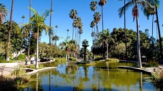 A Walk Around Will Rogers Memorial Park, Beverly Hills