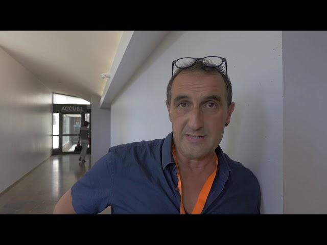 Eric Sinatora - Directeur du GRAPH (Groupe de Recherche et d'Animation Photographique)