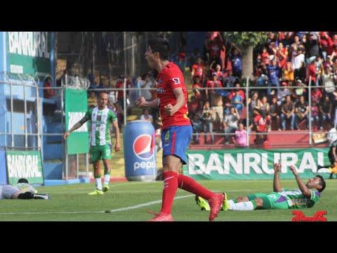 Municipal gana a Antigua GFC (Resumen) - Torneo Clausura 2019