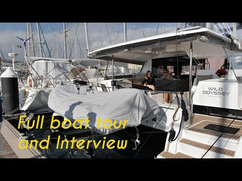 Full Boat Tour And Interview From Ep12.