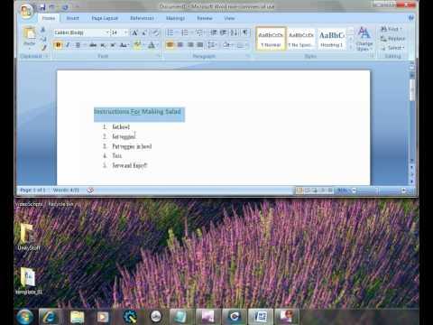 Understanding Plain Text vs Rich Text Editors.wmv