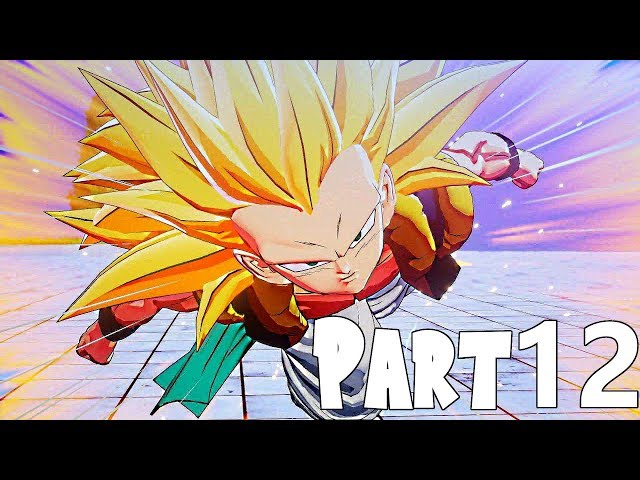 Dragon Ball Z Kakarot Gameplay Walkthrough Part 12- Gotenks vs Super Buu (XBOX ONE Gameplay) [DBZ]