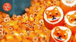 Download Making an Akita Dog with Handmade Candy | Où se trouve: CandyLabs Mp3 and Videos