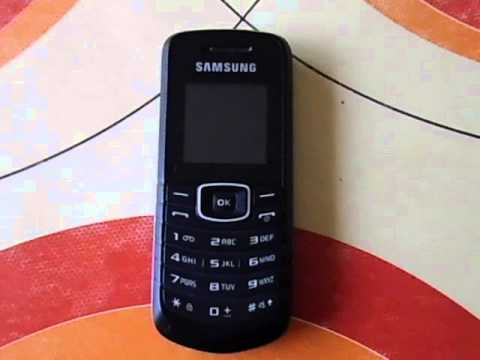 Old Samsung GTE 1080W Ringtone - Classic Bell