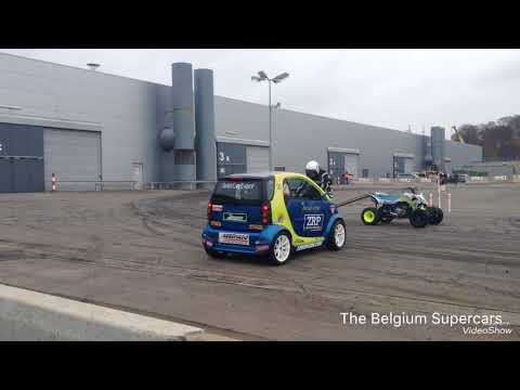 International Motor Show Luxembourg 2017: Drift, show and sound! [HD]