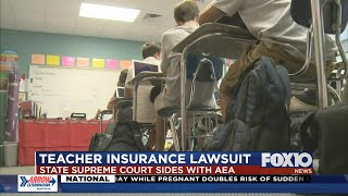 AEA wins legal battle in Alabama Supreme Court