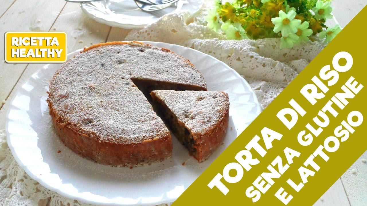 Ricette torte senza glutine e lievito
