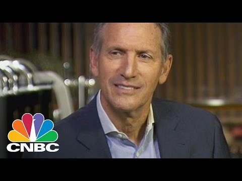 Howard Schultz Reflects On Starbucks Future (Full Interview) | Squawk Box | CNBC