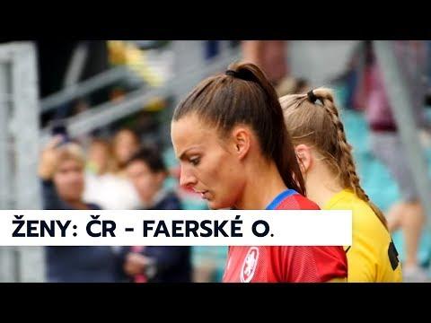 Kvalifikace MS žen: ČR - Faerské ostrovy 4:1 (1:0)