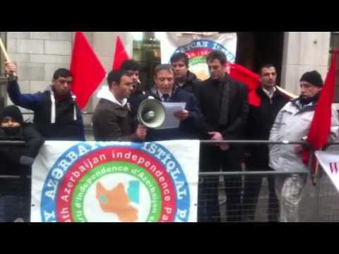 66th Anniversary of Democratic Azerbaijani Government 11/12/2011