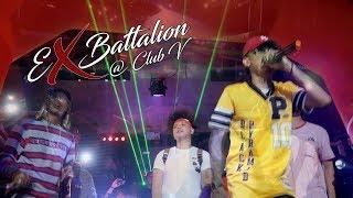 Ex Battalion LIVE @  Club V Olongapo