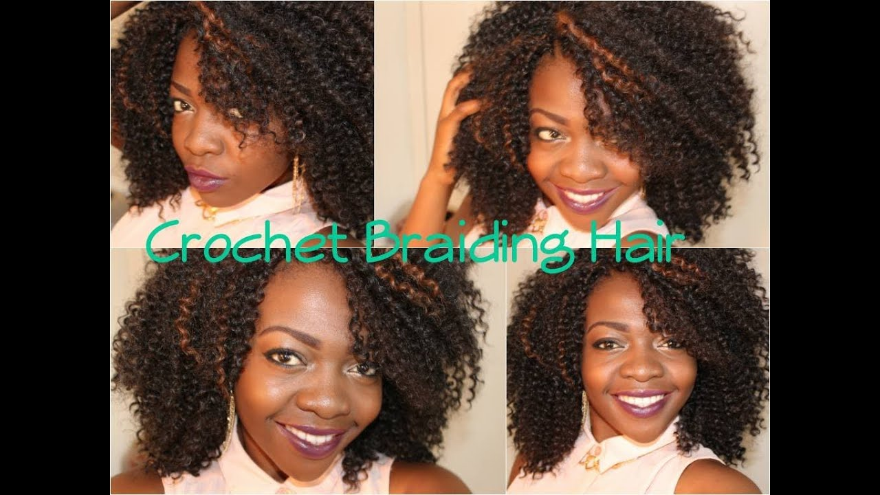 Crochet Braiding Hair Bohemian Freetress Hair