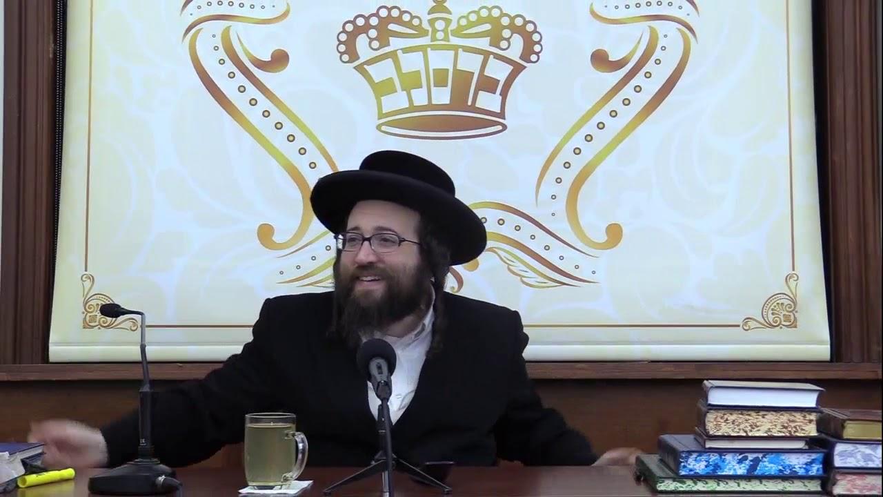 ר' יואל ראטה - שבת הייליגער שבת - ה' ויגש תשע''ט - R' Yoel Roth