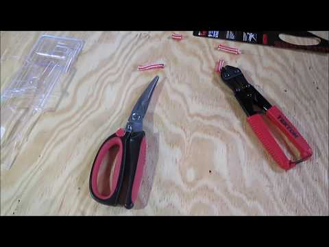 TEKTON 8 in Bolt Cutter & 9 -1/2in Scissors