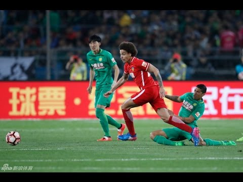 HIGHLIGHTS Beijing Guoan vs Tianjin Quanjian 北京中赫国安vs天津权健 CSL 2017 Round 6