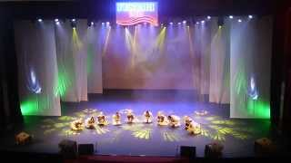 Festival Tari Malaysia 2015 - Tarian Tradisional Daerah