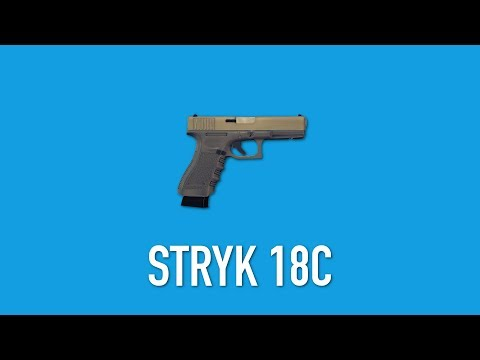 PAYDAY 2: Stryk 18C Pistol - Weapon Guide #10