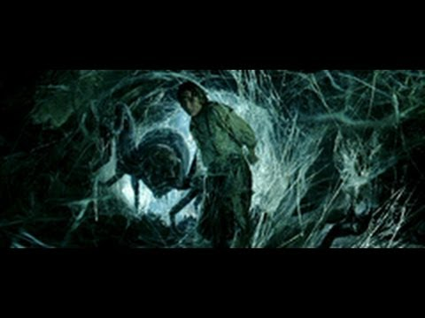Lord Of The Rings Giant Spider Scene