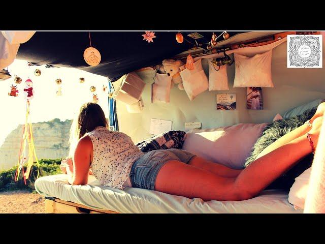 Alleine Reisen als Frau - Im Micro Camper durch Europa