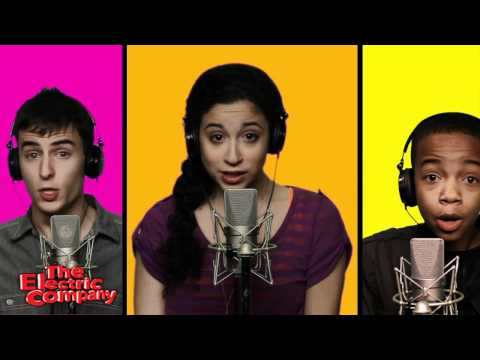 Mike Tompkins The Electric Company Retro Theme Song Mash-Up (The Electric Company)